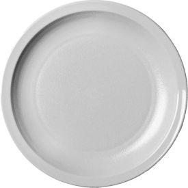"Cambro 55CWNR148 - Plate Narrow Rim, 5 1/2"",  White - Pkg Qty 48"