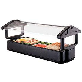 Cambro 5FBRTT110 - Table Top Model Food Bar 33x63, Black