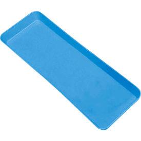 Cambro 6302MT142 - Market Tray Pan 6 x 30 x 2, Blue - Pkg Qty 12