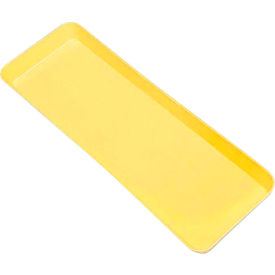 Cambro 6302MT145 - Market Tray Pan 6 x 30 x 2, Yellow - Pkg Qty 12