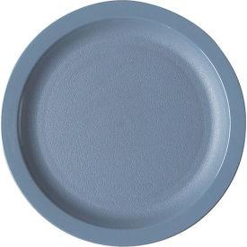 "Cambro 825CWNR401 - Plate Narrow Rim, 8 1/4"",  Slate Blue - Pkg Qty 48"