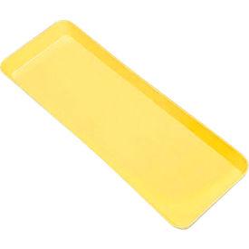 Cambro 8262MT145 - Market Tray Pan 8 x 26 x 2, Yellow - Pkg Qty 12