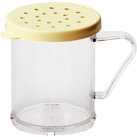 Cambro 96SKRC135 - Shaker With Cheese Lid, Clear - Pkg Qty 12