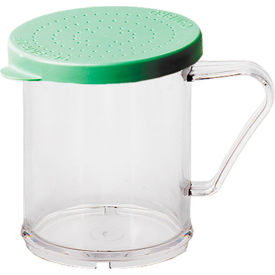 Cambro 96SKRF135 - Shaker With Fine Ground Lid, Clear - Pkg Qty 12