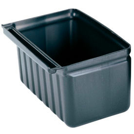 Cambro BC331KDSH110 - Bus Cart Silverware Holder, 2.5 Gal, For Utility Carts