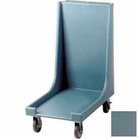"Cambro CD1826H401 - Camdolly, Handle 18 x 26 Tray 5"" Casters 2 Fixed, 2 Swivel, 1 Brake Slate Blue"