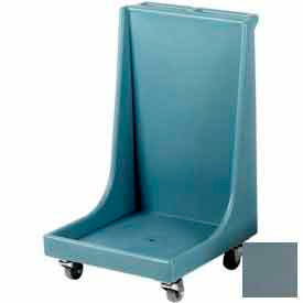 Cambro CD2020H401 - Camdolly  with Handle for Camracks  Slate Blue NSF
