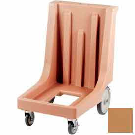 """Cambro CD300HB157 - Camdolly  with Handle, 23-1/2""""W x 29-7/8""""D x 36-1/2""""H,Coffee Beige"""