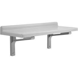 Solid Wall Shelf - 18x36