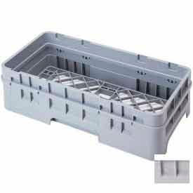 "Cambro HBR414151 - Camrack  Base Rack  4-1/4"" Inside Stack Height Soft Gray - Pkg Qty 5"