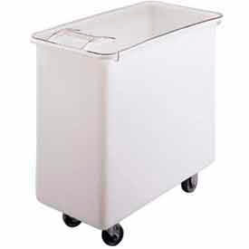 Cambro IB36148 - Ingredient Bin, Mobile, 34 Gallon Capacity, White
