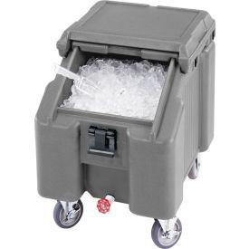 Cambro ICS100L191 - Ice Caddies, Granite Gray, 100 Lbs. Cap.