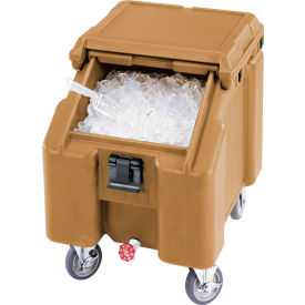 Cambro ICS100L4S157 - Ice Caddies, Beige, 100 Lbs. Cap.