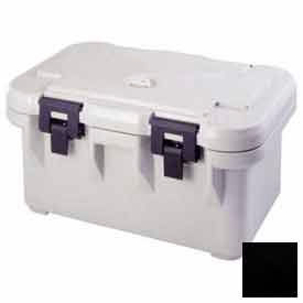 Cambro UPCS180110 - Camcarrier S-Series Pancarrier, Top Loading, Cap. 24 Qt., Stackable, Black