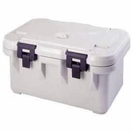 Cambro UPCS180480 - Camcarrier S-Series Pancarrier, Top Loading, Cap. 24 Qt., Speckled Gray