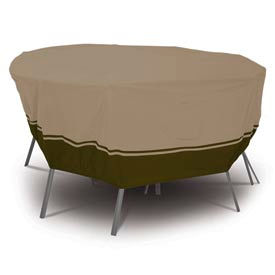 Villa Patio Table & Chair Set Cover - Medium, Round