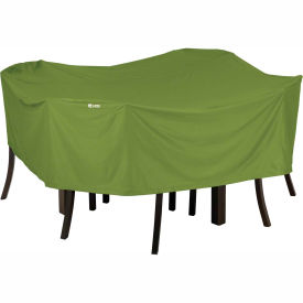Classic Accessories Sodo Patio Table and Chair Cover Square, Medium, Herb 55-347-031901-EC by