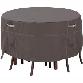 Classic Accessories Patio Table & Chair Set Cover Ravenna Series, Round, Bistro... by