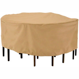 Classic Accessories Terrazzo Patio Table & Chair Set Cover Medium, Round 58212 by