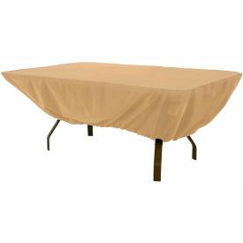 Terrazzo Patio Table Cover - Rectangular / Oval