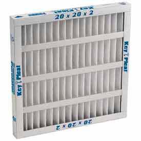 "Purolator® 5251184484 Self Supported Pleated Filter 16""W x 24""H x 2""D - Pkg Qty 12"