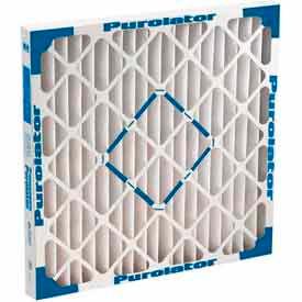 """Purolator® 5267441029 Standard Size Pleated Filters Hi-E 16""""W x 25""""H x 2""""D - Pkg Qty 12"""