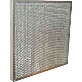 "Purolator® 5360370119 Extended Surface Cartridge Filter Serva-Cell Compact 20""W x 25""H x 4""D - Pkg Qty 3"