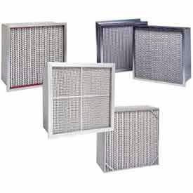 """Purolator® 5360689859 Extended Surface Cartridge Filter Serva-Cell 20""""W x 25""""H x 6""""D - Pkg Qty 2"""
