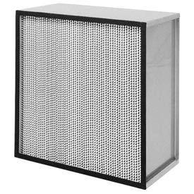 "Purolator® 5455455066 Galvanized Steel Ultra Filter 24""W x 24""H x 12""D"