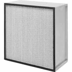 "Purolator® 5455457983 Hepa Filters Ultra-Cell 16 Gauge Galvanized Steel 12""W x 24""H x 12""D"