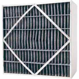 """Purolator® 5510744367 Carbon Loaded Rigid Box Filter 24""""W x 24""""H x 12""""D"""