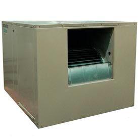 "MasterCool® Whole House Side-Draft Evaporative Cooler AS2C71 - 7,000 CFM 230V 8"" Media"