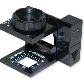 Carson Optical Lt-10 Lighted Linentest Magnifier by