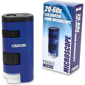 Carson® MM-450 PocketMicro 20x-60x Pocket Microscope