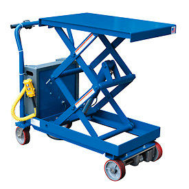 Traction Drive Hydraulic Elevating Cart