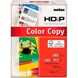 """Boise® Polaris Color Copy Paper BCP2811, 8-1/2"""" x 11"""", White, 500 Sheets/Ream"""