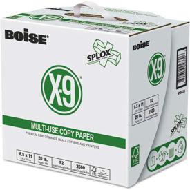 "Copy Paper with 3 Hole Punch - Boise® SP8420P - 8-1/2"" x 11"" - White - 2500/Carton"