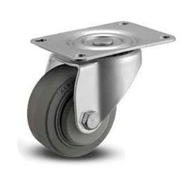 """Albion® Institutional Caster - Rigid 3-1/2"""" Diameter 300 Cap. Lbs."""