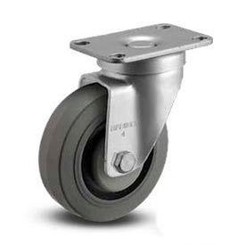 "Albion® Institutional Caster - Swivel 3-1/2"" Diameter 300 Lb. Cap. - DCXS03X31-S"
