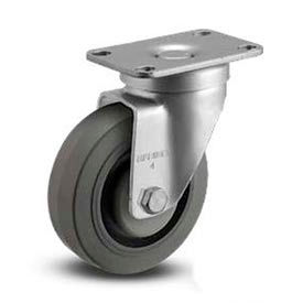 "Albion® Institutional Caster - Swivel 4"" Diameter 325 Lb. Cap. - DCXS04031-S"