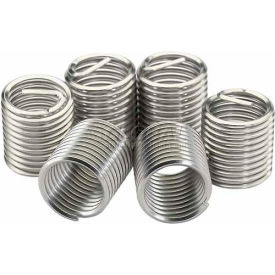 Chrislynn 2-56X0.129 Free Running Helical Inserts Bulk Pack of 100 inserts