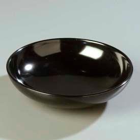 Carlisle 1000B03 - Bowl 60.8 Oz., Black - Pkg Qty 6