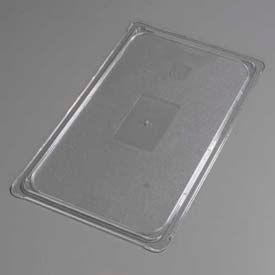 """Carlisle 10216U07 - Topnotch® Universal Flat Lid 20-3/4"""" x 12-3/4"""", Clear - Pkg Qty 6"""