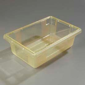 "Carlisle 10611C22 - Storplus™ Storage Container, 3.5 Gallon, 18"", 12"", 6"", Yellow - Pkg Qty 6"
