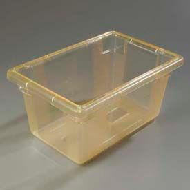 "Carlisle 10612C22 - Storplus™ 5 Gallon Box 18"", 12"", 9"", Yellow - Pkg Qty 6"