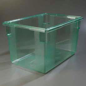 "Carlisle 10624C09 - Storplus™ 21.5 Gallon Box 26"", 18"", 15"", Green - Pkg Qty 3"