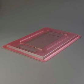 "Carlisle 10627C05 - Storplus™ Lid 18"" x 26"", Red - Pkg Qty 6"