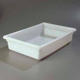 """Carlisle 1064102 - Storplus™ 8.5 Gallon Box 26"""", 18"""", 6"""", White - Pkg Qty 6"""