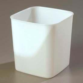 Carlisle 156802 - Storplus™ Container 8 Qt., White - Pkg Qty 12