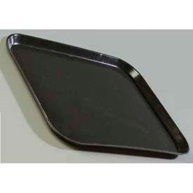 "Carlisle 1814FG003 - Glasteel™ Solid Rectangular Tray 18"", 14"", 3/4"", Natural - Pkg Qty 12"